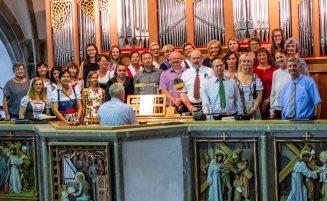 Messe zur Diakonweihe von Andreas Neumüller