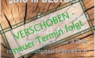 """Konzert """"Ois in Deutsch"""""""